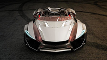 Vapour GT by Gray Design render