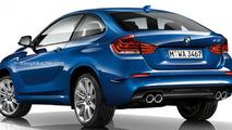 2017 BMW X2 artist rendering