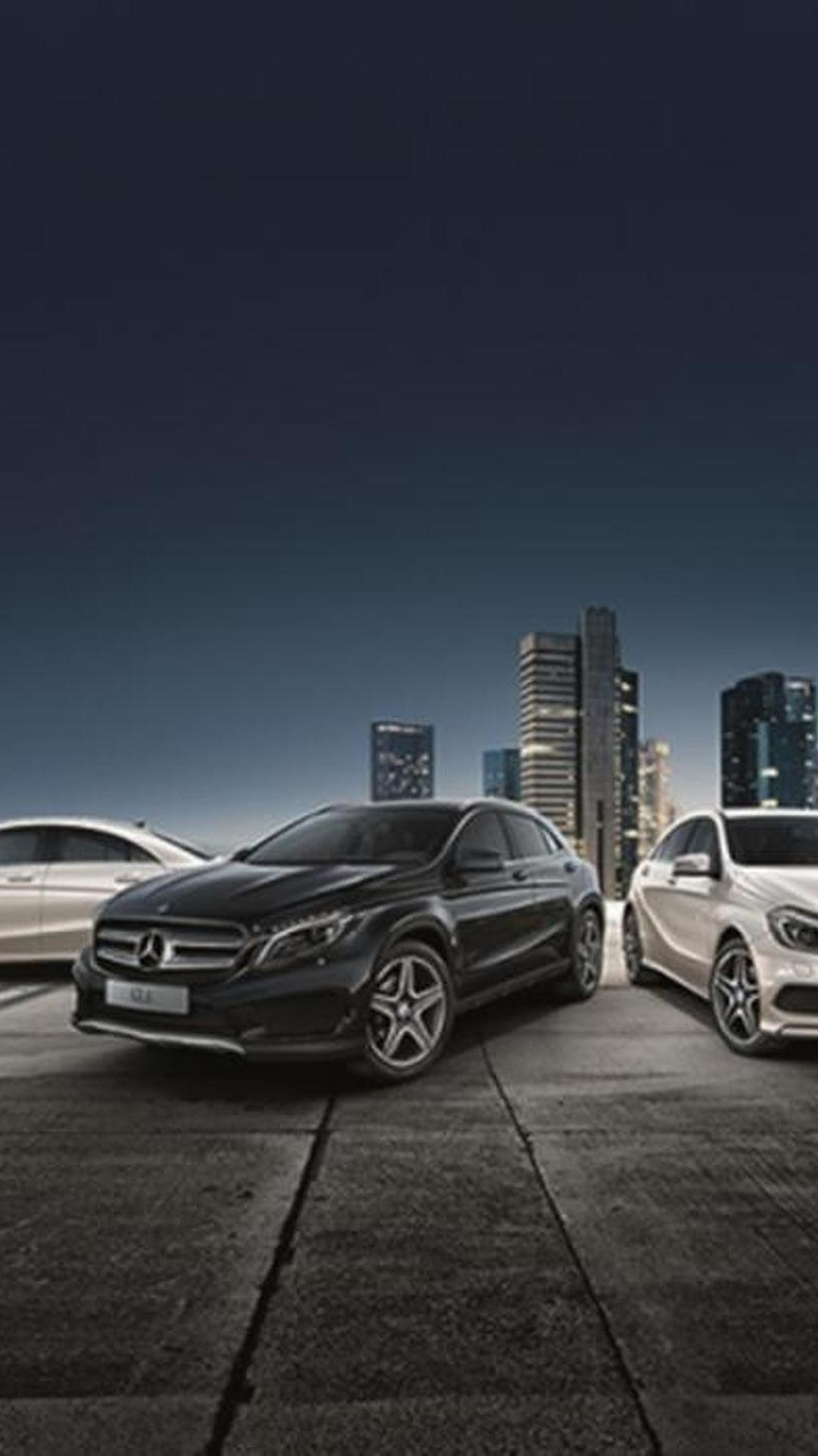 Mercedes A, CLA & GLA Street Style special editions announced