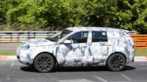 2015 Land Rover Discovery Sport spy photo