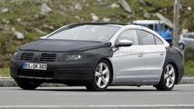 2012 Volkswagen Passat CC facelift spied