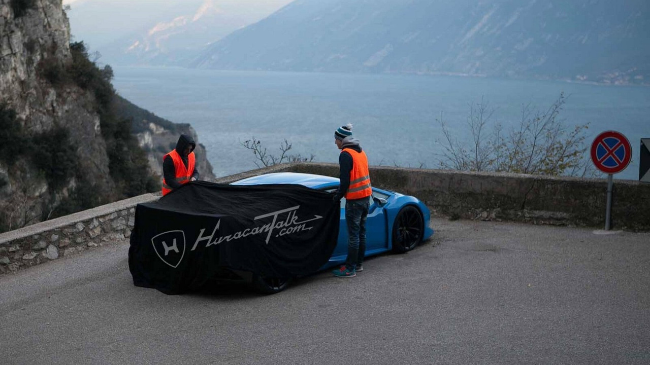Lamborghini Huracan Superleggera (not confirmed)