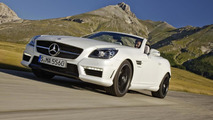 2012 Mercedes SLK 55 AMG pricing announced (UK)