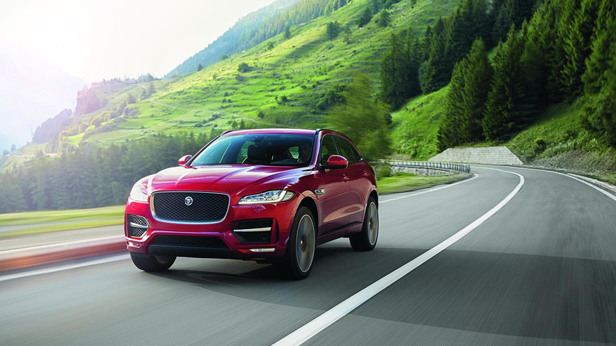 The Jaguar F-Pace was nearly called the F-Space