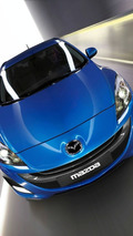 Mazda3 five door hatchback first images