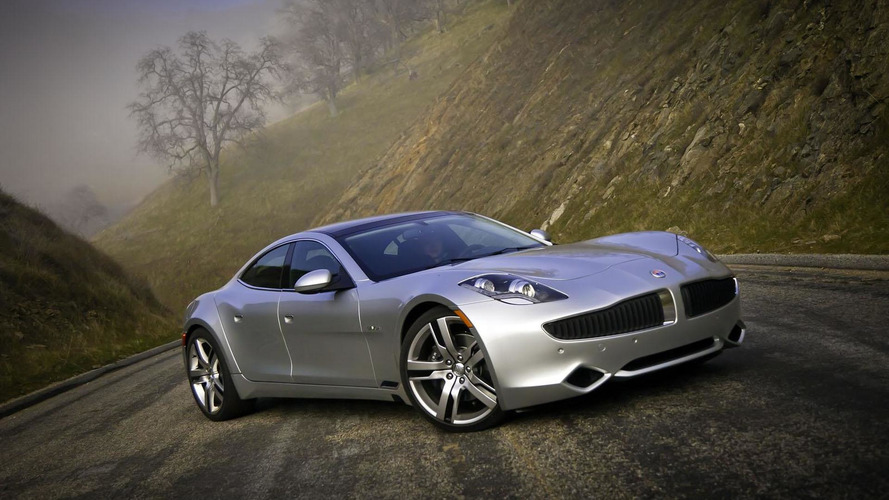 Fisker to build the updated Karma in California