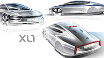 Volkswagen Formula XL1 debuts in Qatar [video]