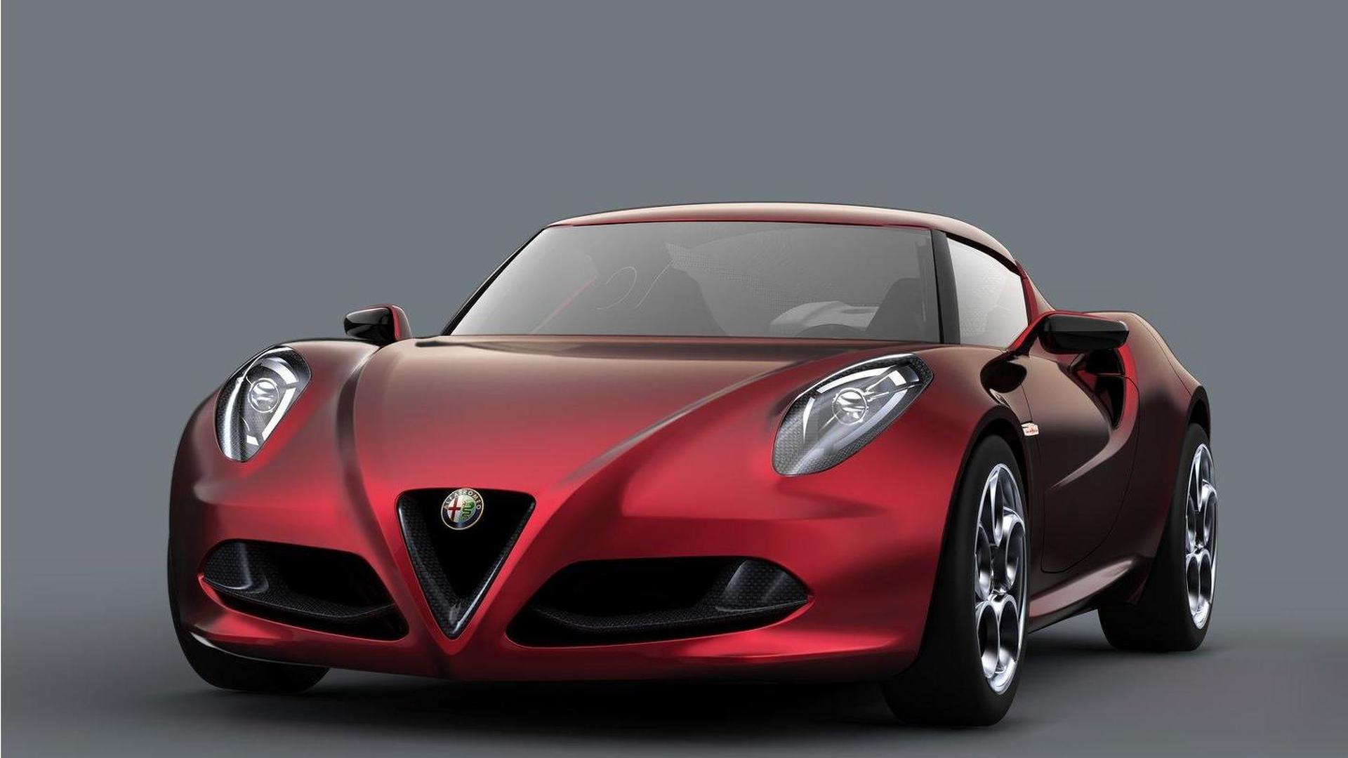 Alfa Romeo to return to U.S. with five models - report
