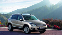 VW may build Tiguan in North America