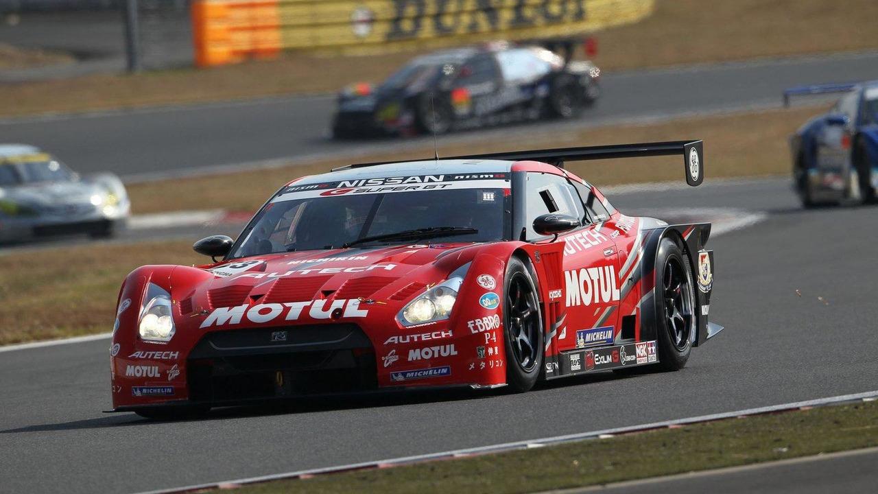 MOTUL AUTECH GT-R 22.12.2010