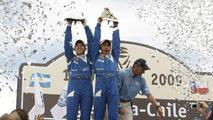 2009 Dakar Rally winners - VW Touareg 2 TDI