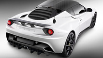 Lotus teams up with Mansory