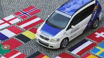 Opel Zafira Fuel Cell Marathon