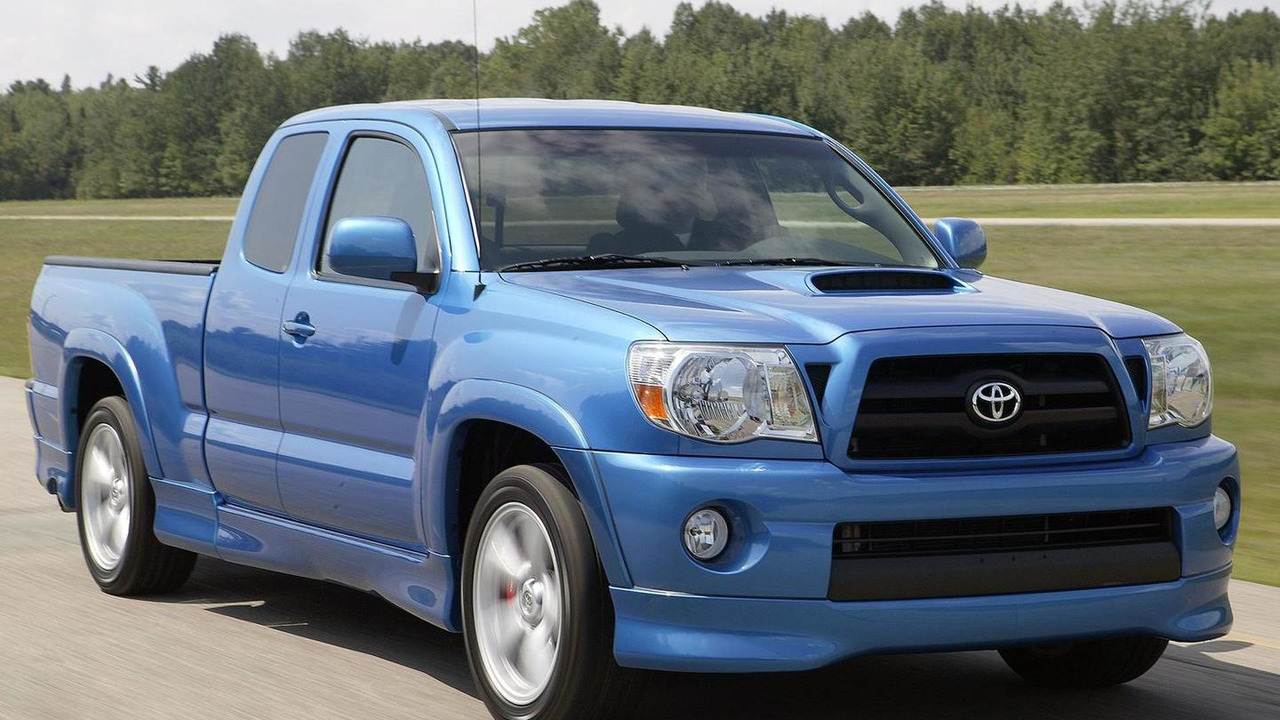 Toyota Tacoma X-Runner 07.08.2013