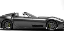 Lucra teases their new sports car