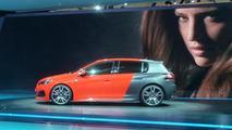 Peugeot 308 R concept uncovered in Frankfurt