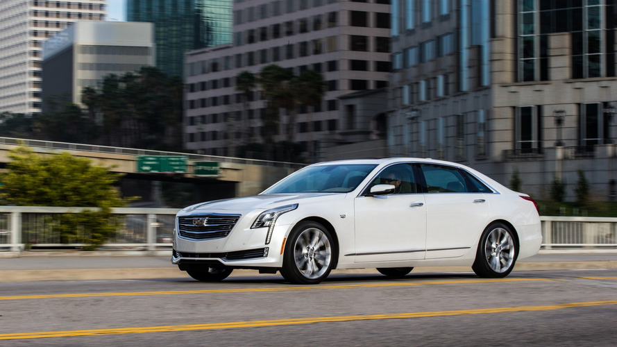 Cadillac CT6 gets first 360-degree, surround-view video recording system