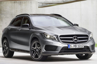 Mercedes-Benz GLA-Class Delivers Compelling Rival to BMW X1