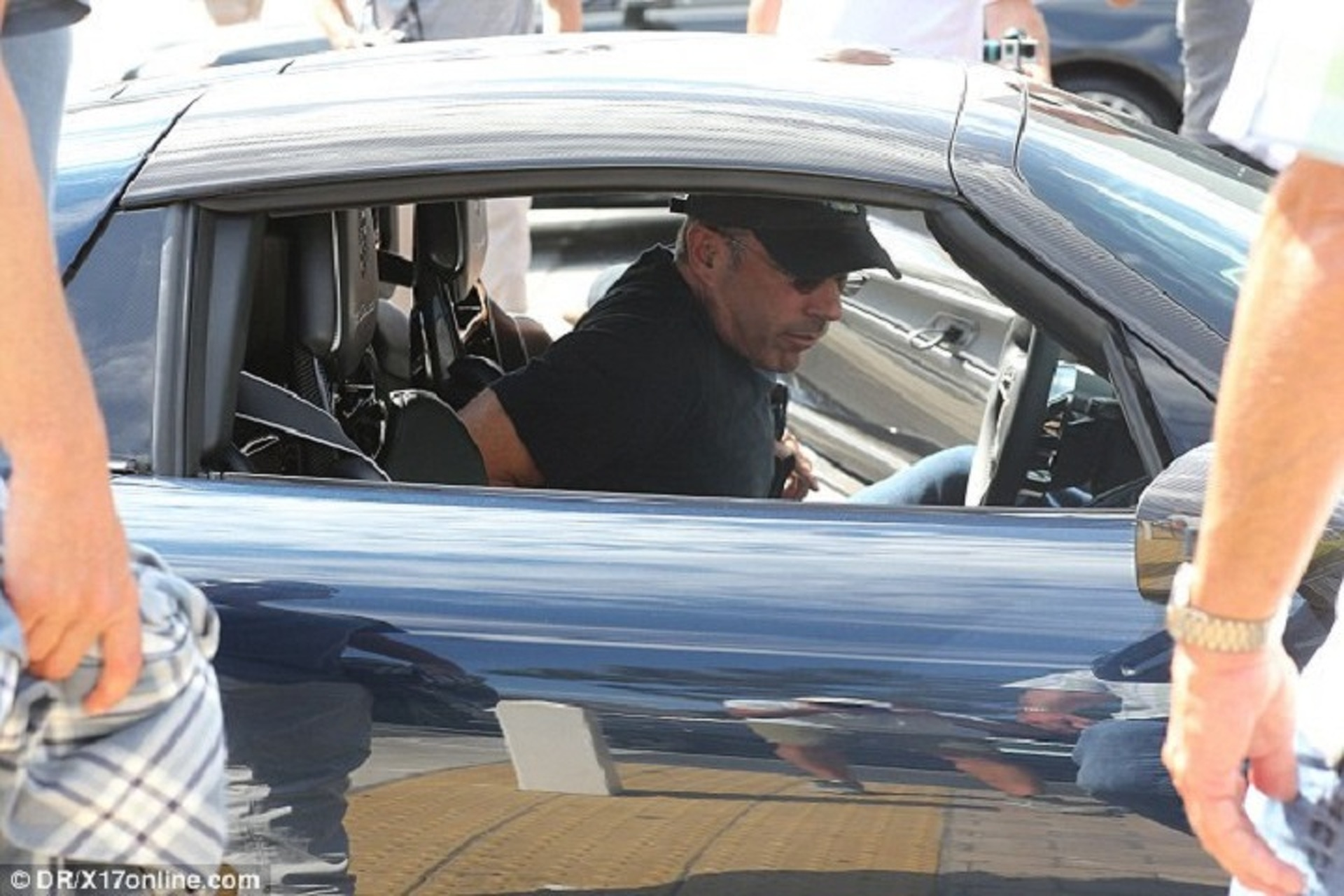 Seinfeld Takes $1M Porsche 918 Spyder for Coffee [w/Video]