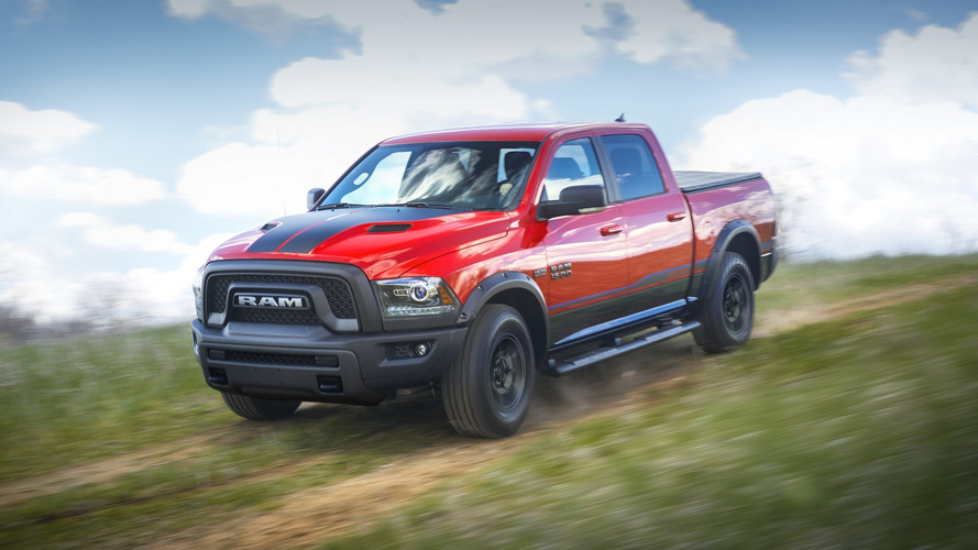 Mopar '16 Ram Rebel unveiled with unique styling tweaks