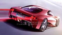 Ferrari Enzo successor going hybrid - report