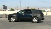 Chevrolet Traverse Spied in Las Vegas
