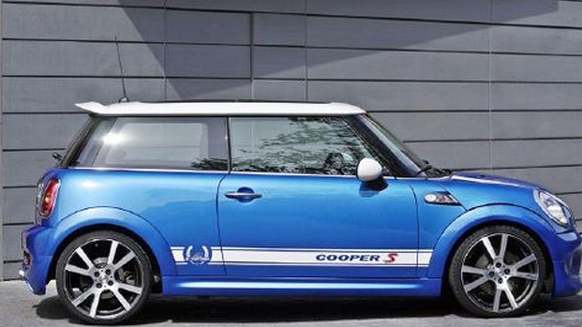 AC Schnitzer-pimped Mini Cooper S