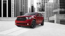 Dodge Durango, Grand Caravan and Journey Blacktop packages introduced