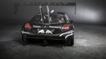Peugeot 208 T16 Pikes Peak race car 15.4.2013
