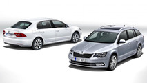 2013 Skoda Superb facelift priced from 18,555 GBP