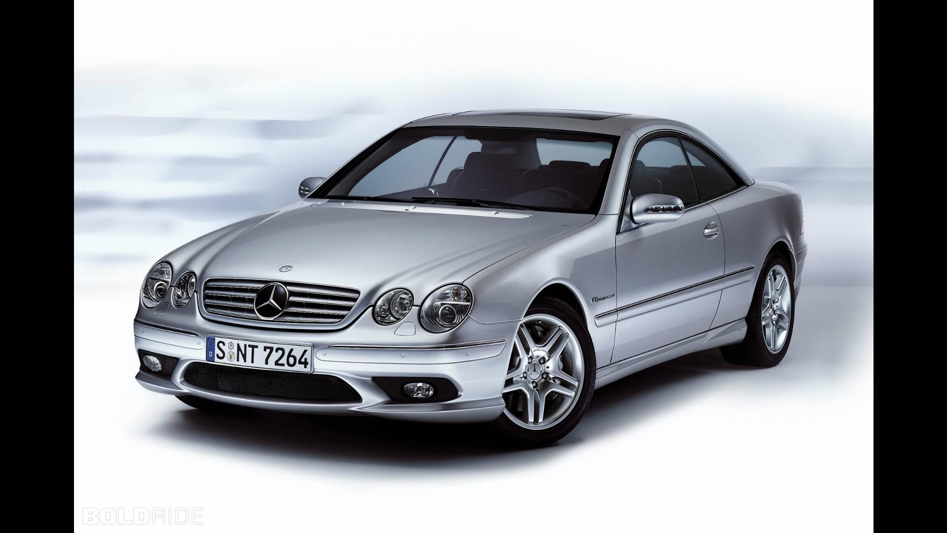 Mercedes benz cl55 amg for Mercedes benz cl55 amg