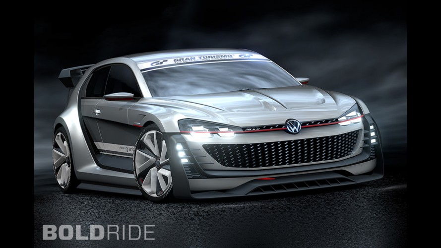 Volkswagen GTI Supersport Gran Turismo