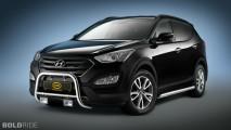 Cobra Technology and Lifestyle Hyundai Santa Fe