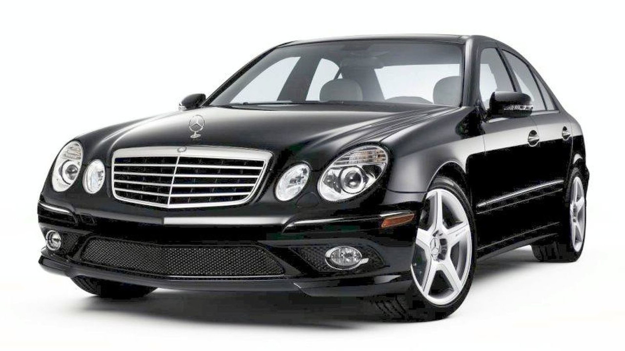Mercedes-Benz E350 Sepcial Edition (US)