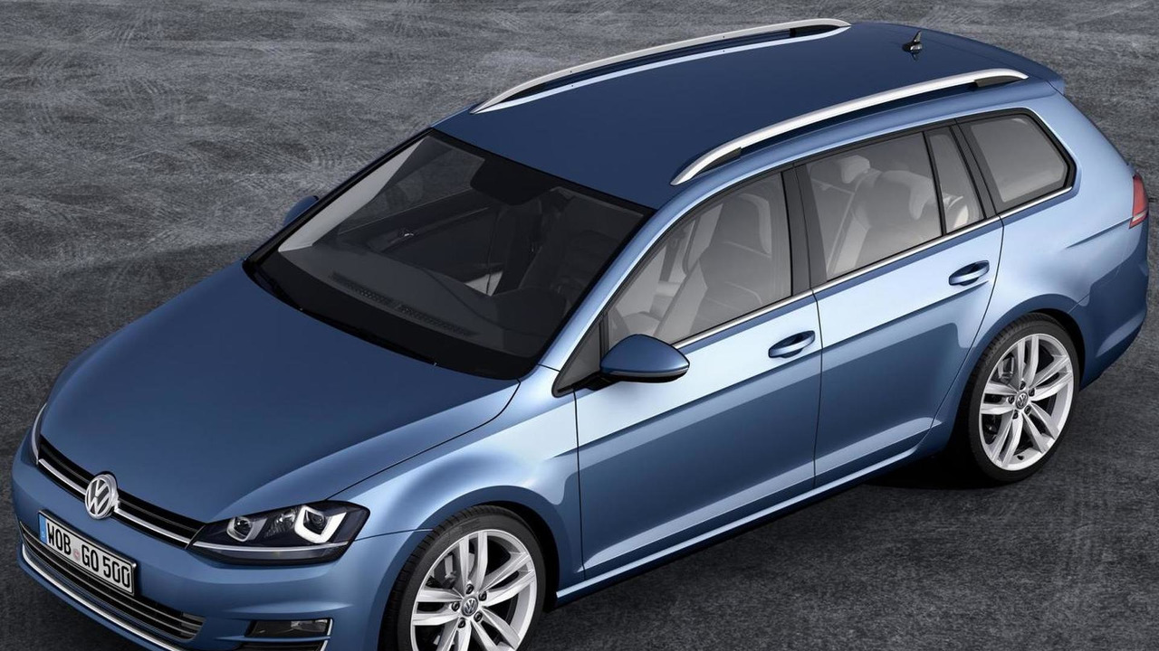 2013 Volkswagen Golf Variant TSI BlueMotion