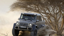 2014 Mercedes-Benz G63 AMG 6x6 priced at 451,010 EUR