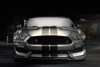2016 Ford Mustang Shelby GT350 Gets Powerful V8, Racing Chops