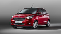 Ford KA+ goes official as budget city car