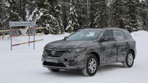 Renault Maxthon spied getting ready to replace Koleos [31 pics]