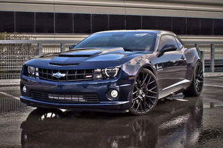 Your Ride: 2010 Chevrolet Camaro