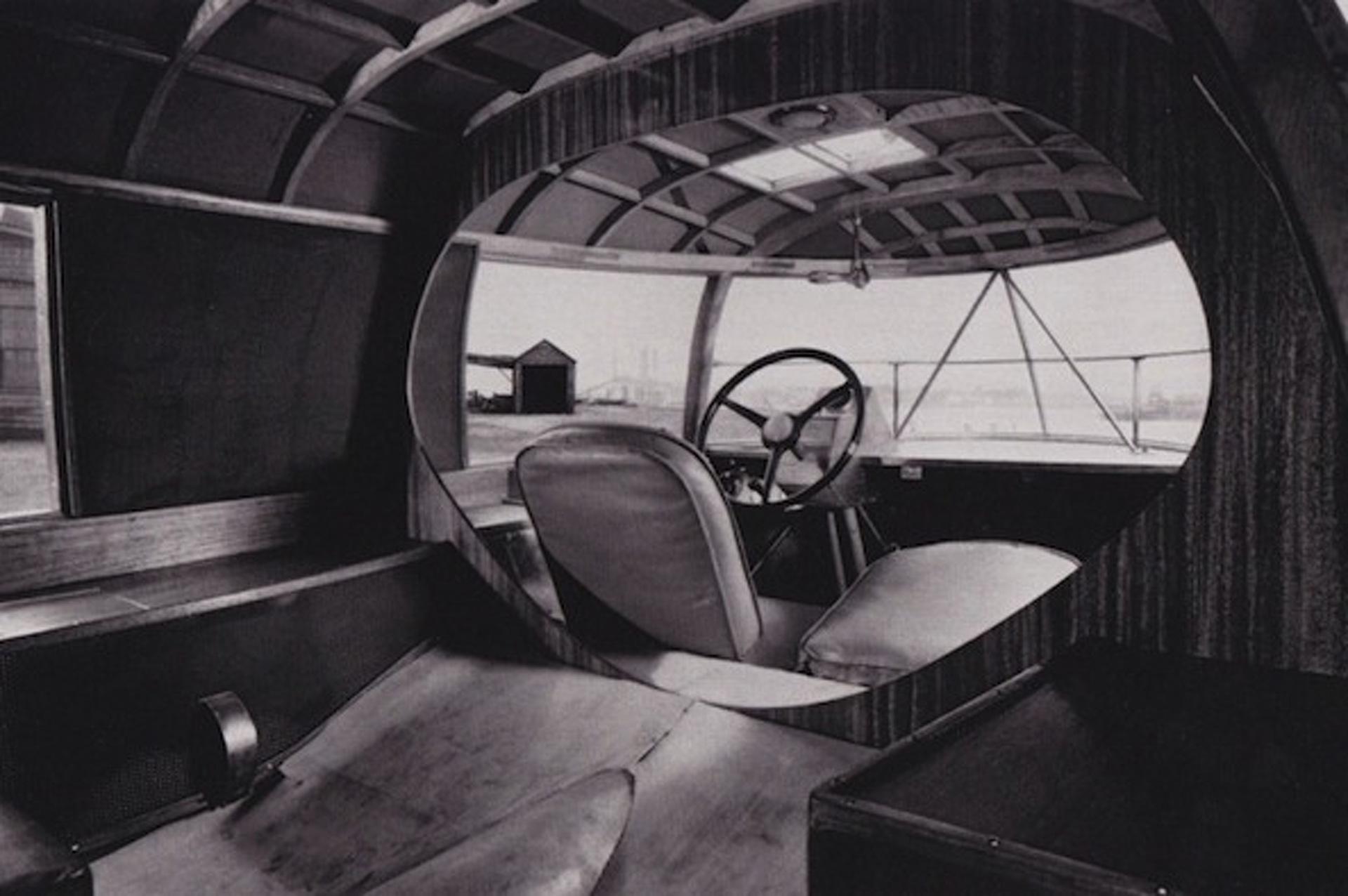 Buckminster Fuller's Dymaxion: A Car as Unconventional as its Creator