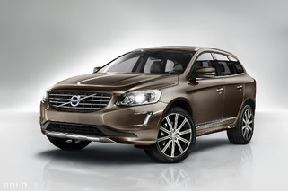 Overlooked at Geneva: Volvo's Barrage of Beige