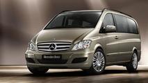 2011 Mercedes-Benz Viano facelift first photos 02.07.2010