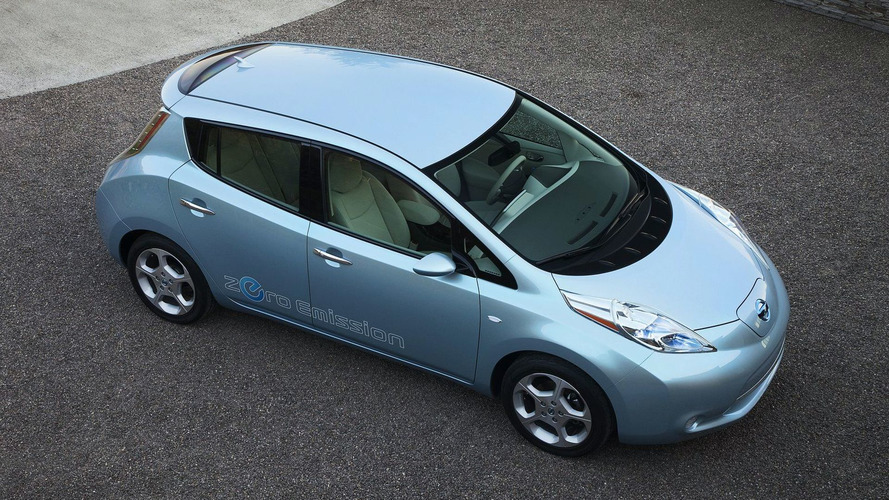 500 Nissan Leaf EVs to be offered as rentals