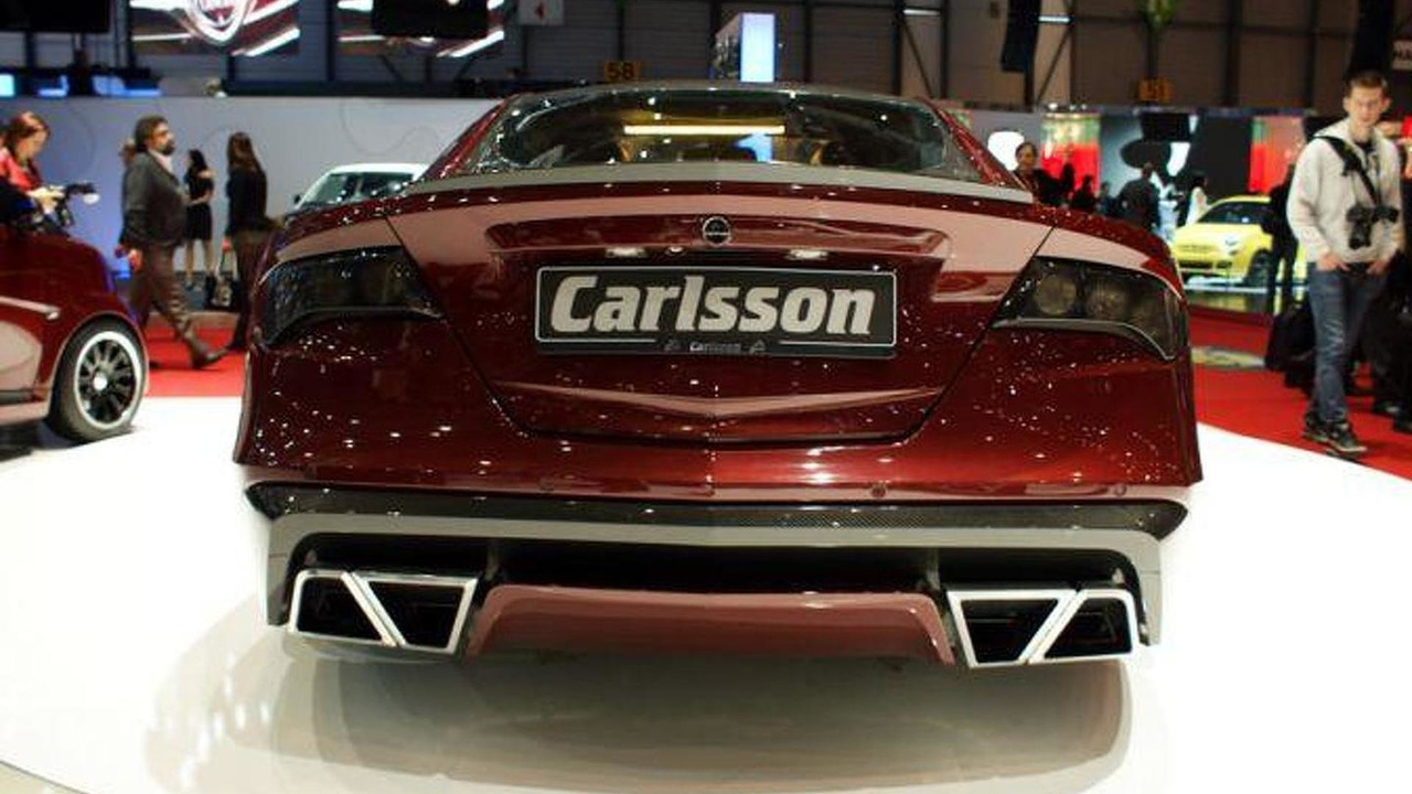 Super GT Carlsson C25 Royale live in Geneva, 673 - 02.03.2011