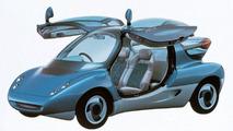 1991 Mazda HR X2