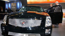 2006 Cadillac STS-V Boosted to 469 HP