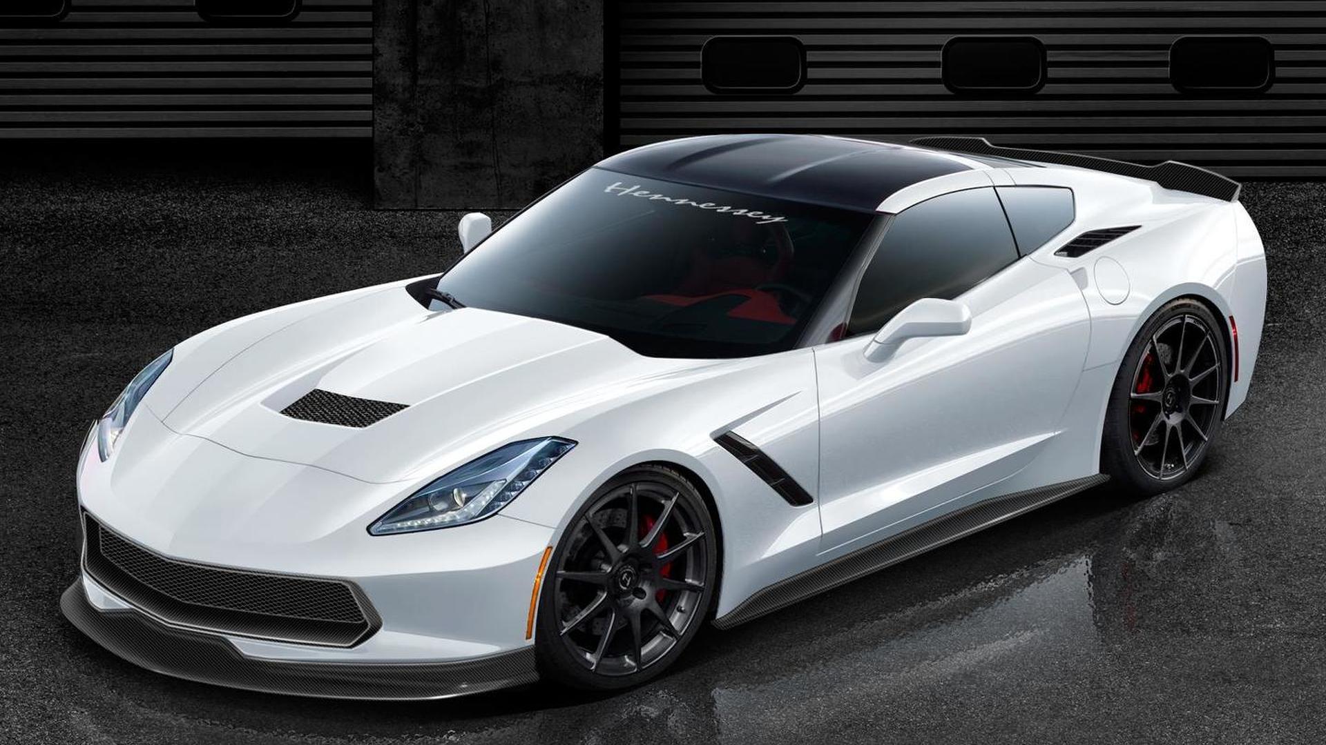 Hennessey details their tuning program for the Corvette Stingray