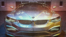 BMW Sportback Concept digitally imagined