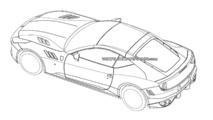 Mysterious Ferrari patent photos probably show one-off SP FFX